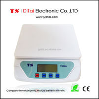 Factory direct sale 3kg*0.5g ---25kg*1g electronic scale for food