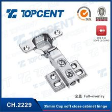 35mm cup slow closing kitchen cabinet hydraulic hinges