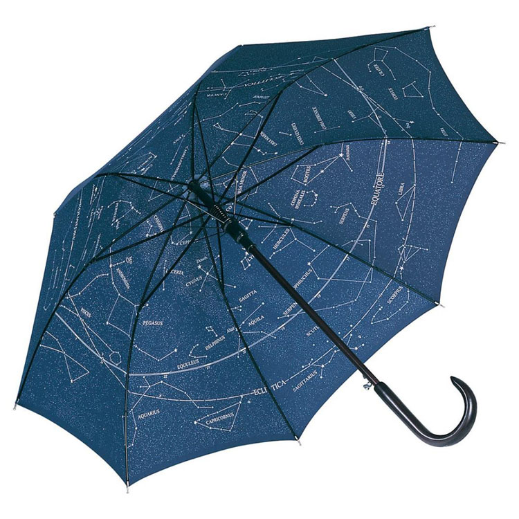 wholesale custom print mens rain luxury wood umbrella