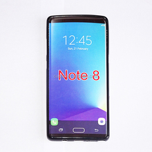 Soft For Samsung Galaxy Note 8 TPU Bumper Phone Protect Shell