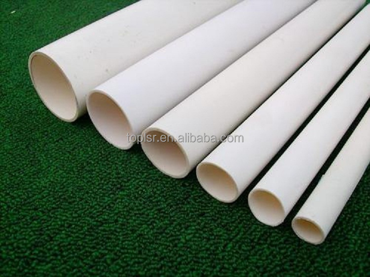schedule 20 40 80 factory supply pvc pipe