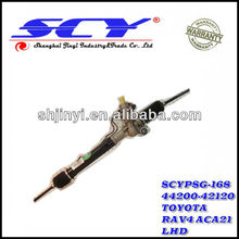 High Quality Power Steering Gear OE No:44200-42120 For TOYOTA RAV4 ACA21 LHD