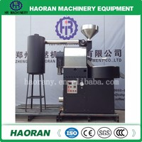 Automatic 6kg batch Coffee Bean Roaster commercial roasting machine
