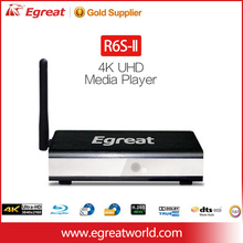 Best Egreat R6S-II Hi3798M quard core streaming media player