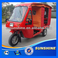 Economic Modern guangdong factory cargo tricycle