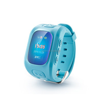 2017 hot sale gator child gps tracker without sim card / wrist watch gps tracking device for kids-caref watch