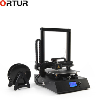 Easy Assembly 3d Printer Kit  Auto Leveling Version DIY Desktop Printing Machine With16G SD Card 0.4mm Nozzle