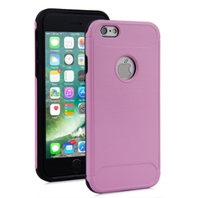 2 in 1 PC Hybrid brush tpu bumper case for iphone 4G 4S , phone accessories mobile case for iphone 5G 5S SE