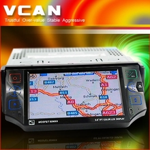 auto gps 5.0 inch dvd player