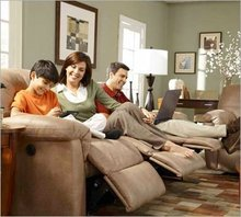 Berkline 40115 Sofa Group