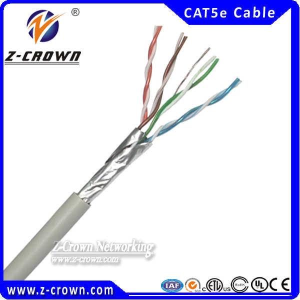 Category 5e Shielded Network Extension Cable rj45 lan cable
