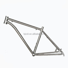 2017 Hot selling waltly titanium road bike frame made in China
