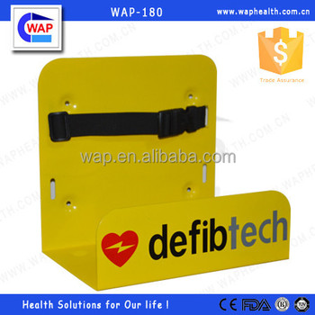 Trade Assurance WAP-health portable first aid defibrillator bracket with logo print