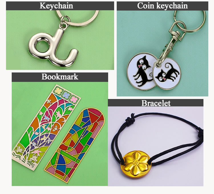 Zinc alloy  keyring nickel plating gold plating soft enamel fashion design new design