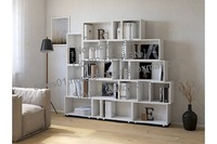 Famouse brand, DIY bookcase, free combination book shelf, student storage, study room chest