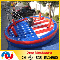 2015 Top sale best quality inflatable bouncer trampoline cheap PVC bouncer castle combo for kids