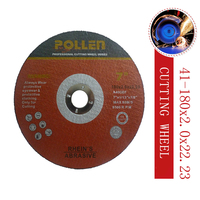 "7"" 180x2.0x22.23The quality first for abrasive products resin bonded cutting wheel,abrasive fiber resin cutting disc"
