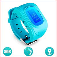 Touch screen silicone mobile phone watches