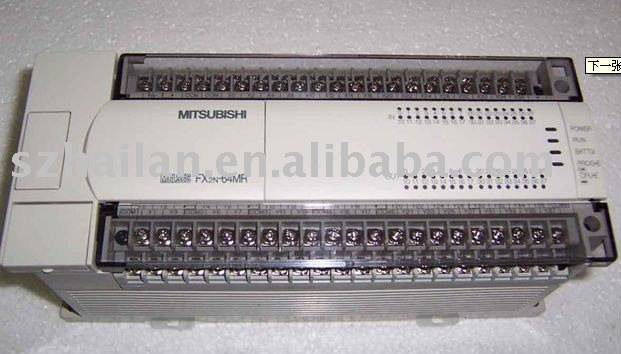 Wholesale Mitsubishi FX2N Series PLC FX2N-64MR-ES/UL
