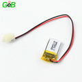 CE Approved 451118 3.7v 55mah lipo battery lithium polymer battery for earphone headset
