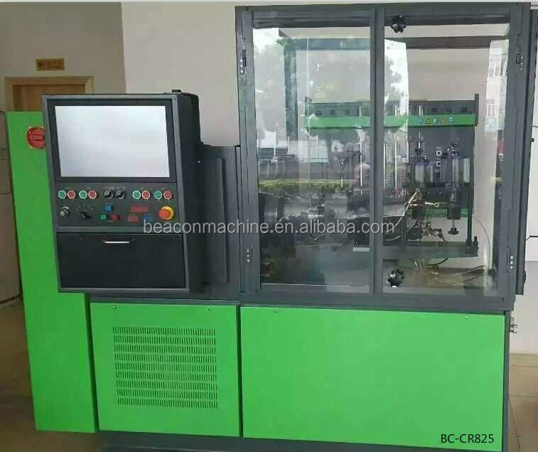 BC-CR825 common rail injector and pump testing CRDI Diagnostic Test Bench with coding function