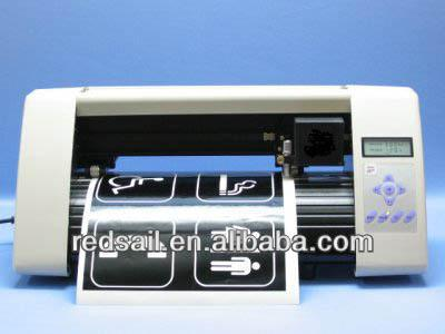 Desktop Cutting Plotter Redsail RS360C / cutter plotter with CE and Rohs