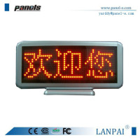 LANPAI factory prices led desk screen P4