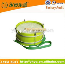 Hot Selling Green Musical Instrument Snare Drum Parts