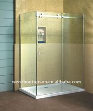 Frameless Tempered Glass Sliding Shower Enclosure ,Shower Door,Shower Screen
