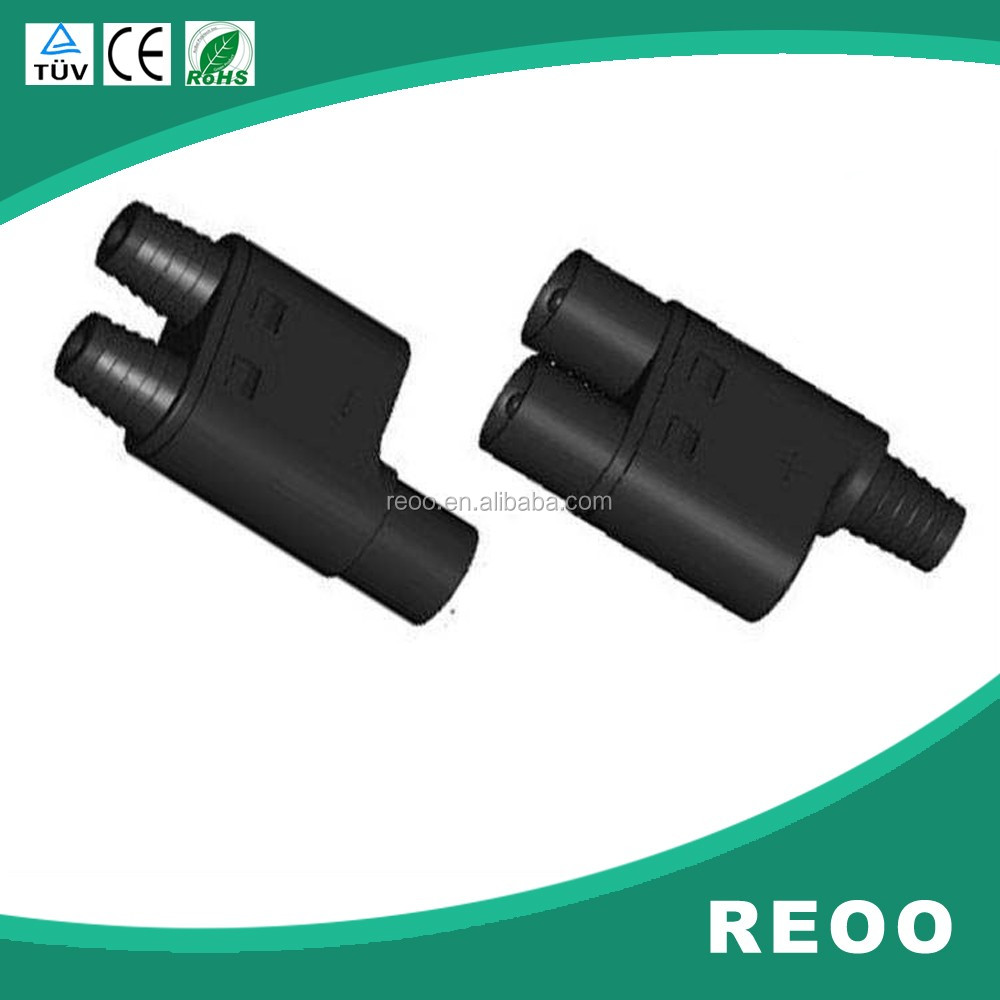 REOO Solar Cable Connector Adaptive To MC3 Connector