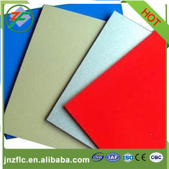 Painted aluminum PE/PVDF colour aluminum sheet metal