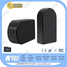 Black Box CCTV Rotable Lens Hidden Camera Mini IP Wifi Spy Camera