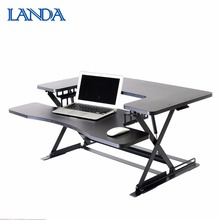 Cheap price sit stands height adjustable modern office desk