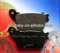 CBR600 CBR1000 scoopy motorcycle Rear Brake pad
