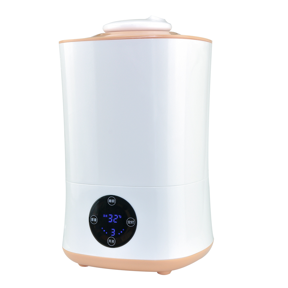 Ultra-Large Capacity 4L 220V Ultrasonic Air Humidifier with Remote Control