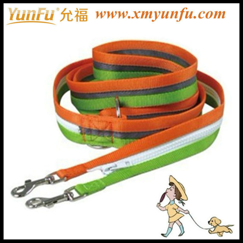Fashion Double Retractable dog leash