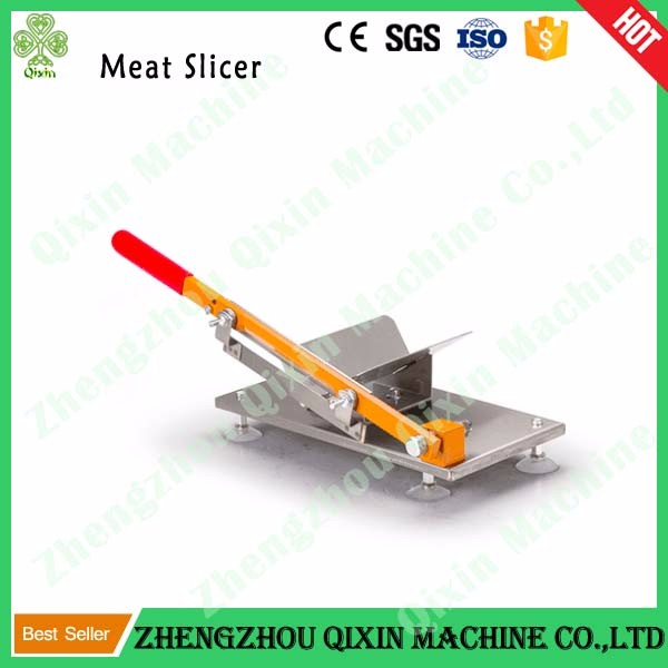 meat cutting machine / manual beef slicer