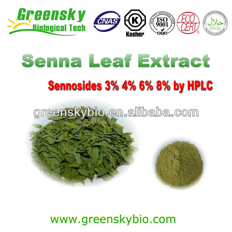 Senna Leaf extract