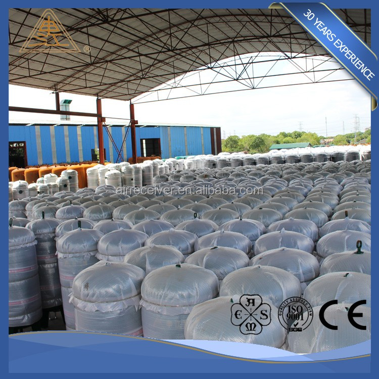 Manufacture supply all kinds of Air receiver tank water oil fuel storage tank pressure vessel