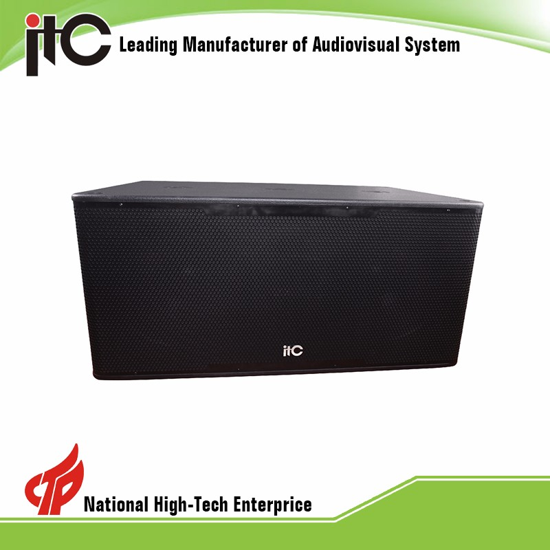 TS-828S Dual Channel 18 Subwoofer Speakers 1200W