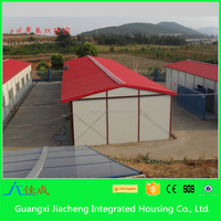 High Quality Commercial Prefab Light Steel Structure Chicken Prefab Poultry House