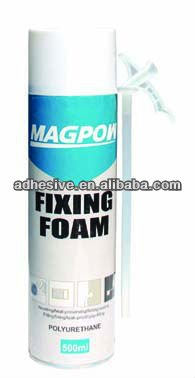 ready to use multi-purpose fixing foam