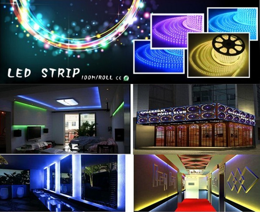 Festival Party decorative aquarium rgb led lighting led strip kit set