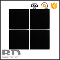 China Supplier Environmental friendly Parquet Solid Color gloss mosiac glass tile