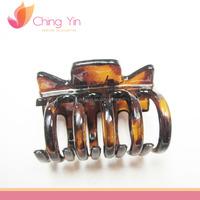 Buy 2014 Yiwu rinhoo acrylic decorative hair claw clip for thick ...