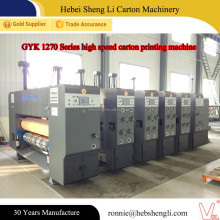 China wholesaler high speed automatic corrugated carton packaging machine with printer slotter die-cutter