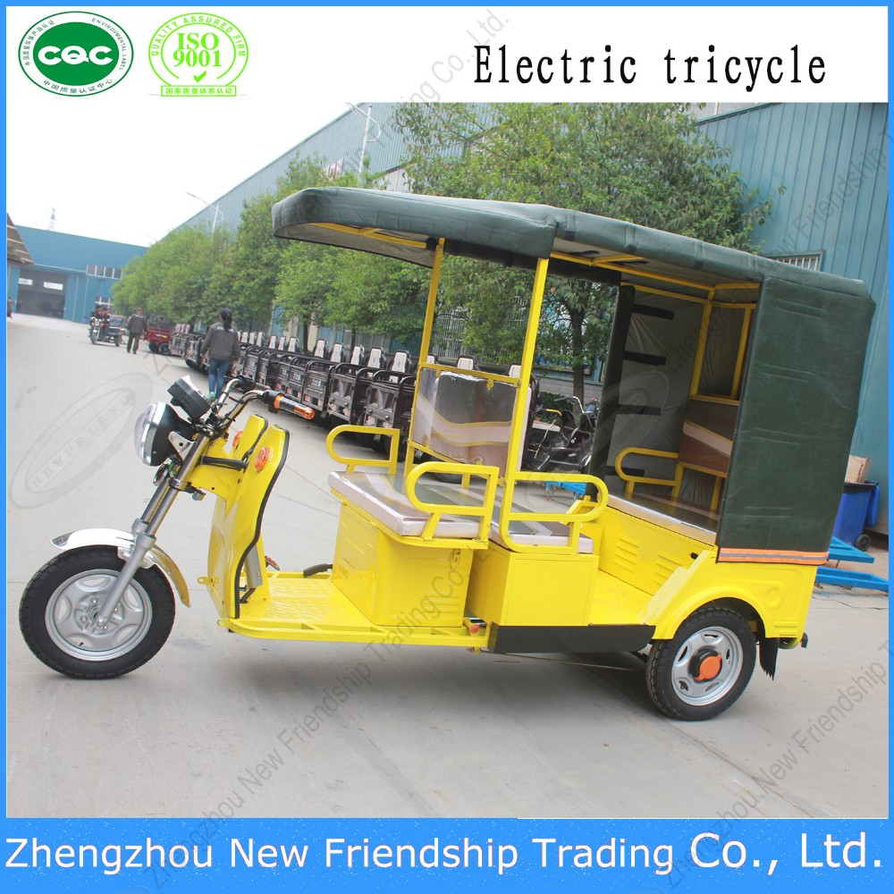 China more popular new design 3 wheel taxi tricycle