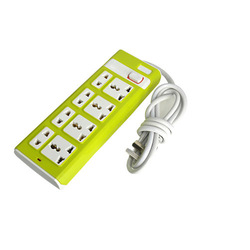Outdoor 8 outlet surge protector power strip