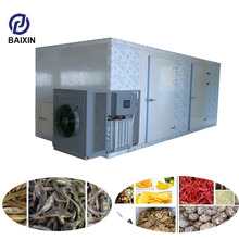 Energy saving fruit drying production line mango dryer machine avocado processing machine