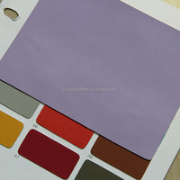 Matt Pu Leather Fabric With Kinds